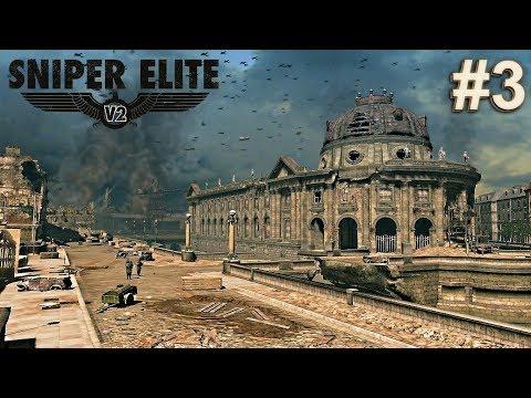 Sniper Elite v2 (co-op campaign) - Kaiser Friedrich Museum