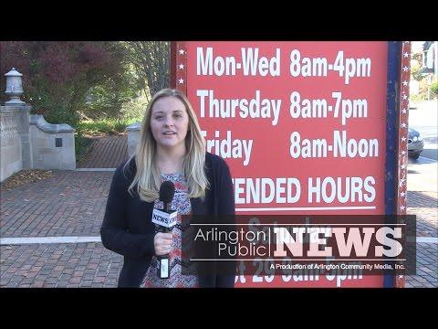 APN | Arlington Early Voting