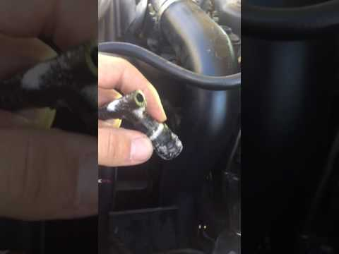 6.0 Ford Powerstroke glow plug wire harness trick