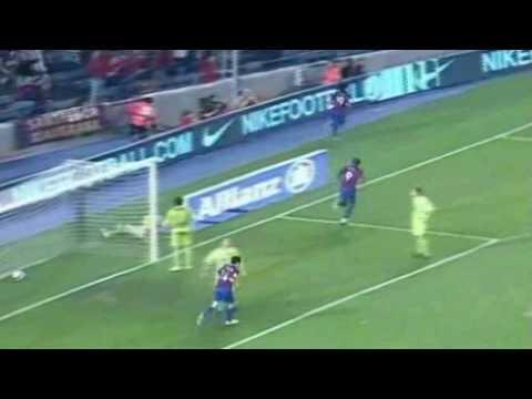 Gol Messi vs Getafe narrat per Puyal - Full HD (1080p)