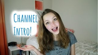 My First Video! ❤ Channel intro ❤