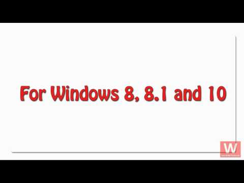 How to enable or disable windows startup programs ( 7,8,8.1,10 )