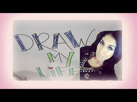 Draw my Life | Farah Dhukai