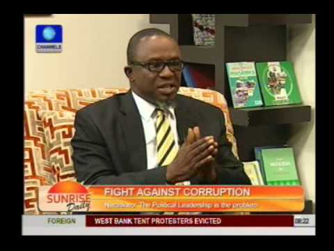 Lawyer Describes Fight Against Corruption In Nigeria As Cosmetic - Part 2
