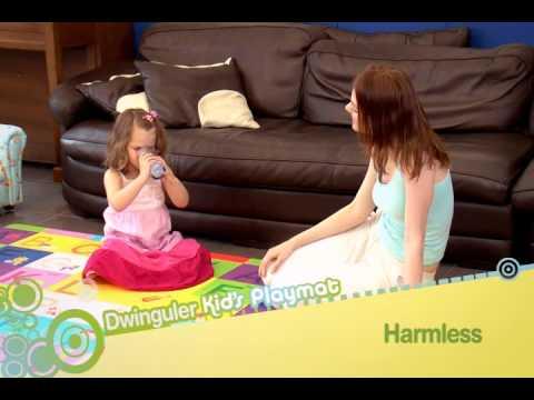 Baby Playmat, Cushioned Playmat , I&S Dwinguler mat , Eco-friendly Kids Play Mat, 뒹굴러매트