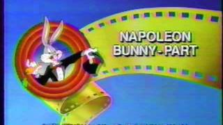 """""""The Bugs Bunny and Tweety Show"""" title cards collection"""
