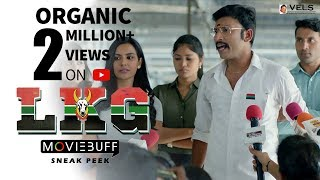 LKG - Moviebuff Sneak Peek   RJ Balaji, Priya Anand   Leon James   K.R. Prabhu