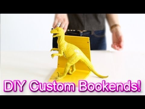 DIY with DesignHer Co: How to Make Custom Bookends