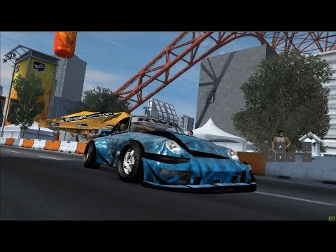Need For Speed ProStreet is hard with keyboard