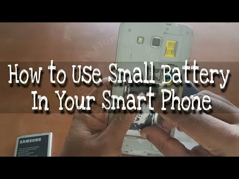 Battey Tricks | How to Insert Any Battery on Your Smart Phone | LIFE Tips | Samsung Galaxy