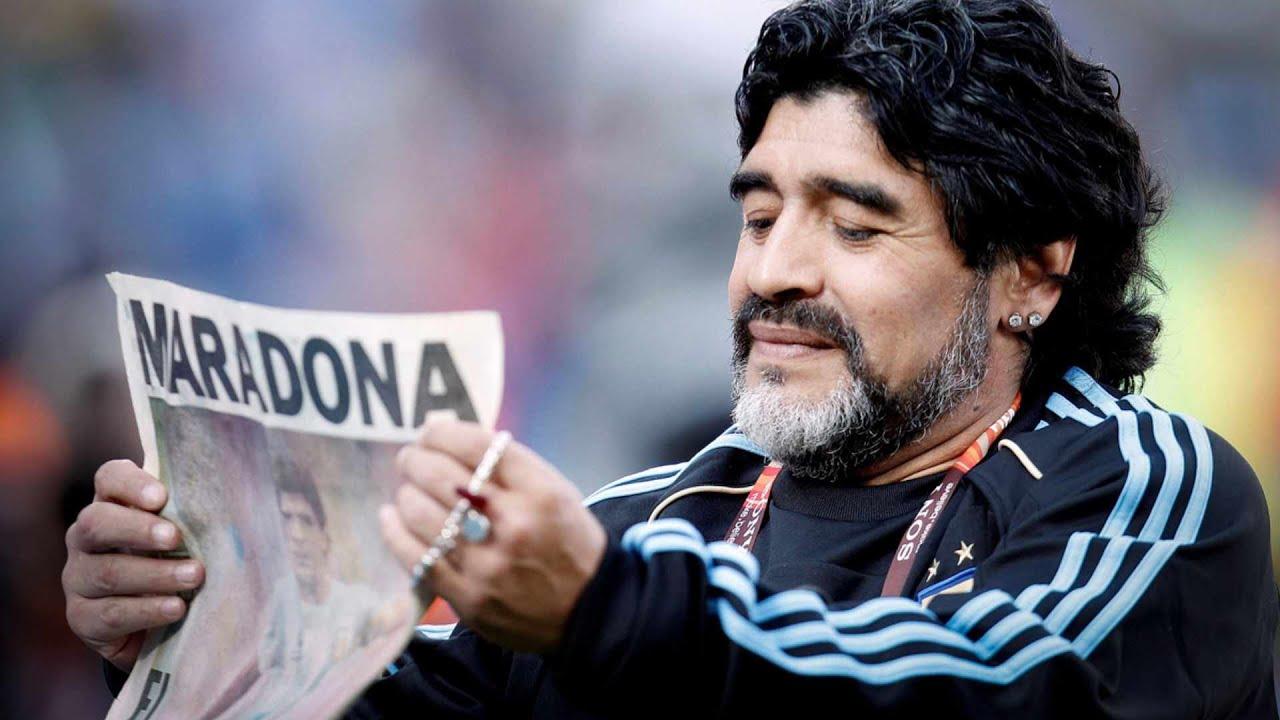Documental: ¡Gracias Diego!