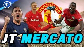 Un grand ménage s'annonce à Manchester United | Journal du Mercato