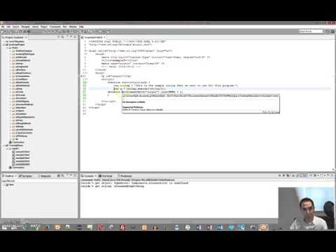 Search Method in JavaScript