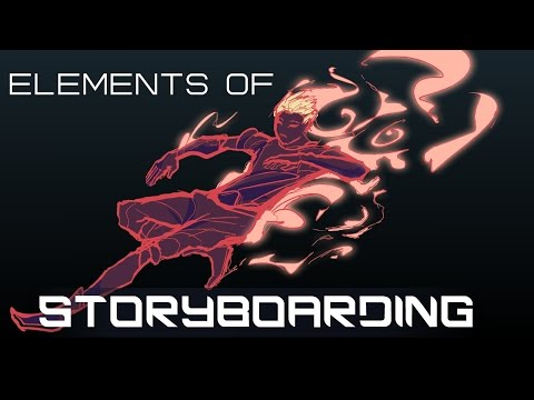 The Elements of Storyboarding [In Animation]