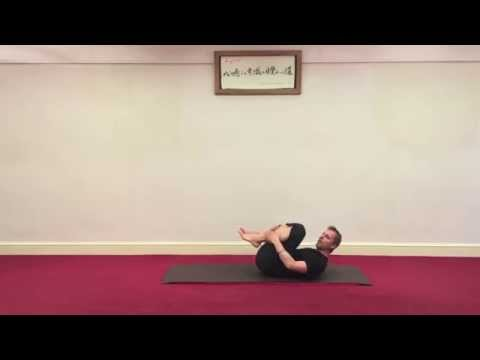 Build Your Core Power with 'Stretch Pose' - Exercising with good technique with Danny Bridgeman
