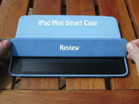iPad Mini Smart Case Review