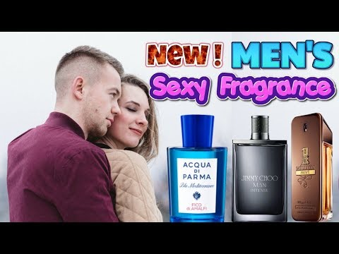 Best Sexy New Men's Fragrances That Make Women Go Crazy