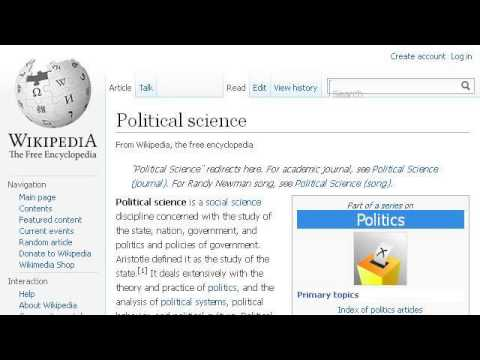 Entry Level Political Science Jobs