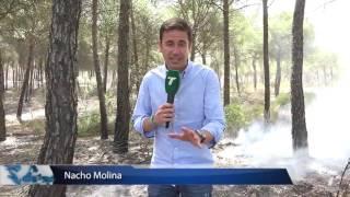 Incendio Cuesta Maneli