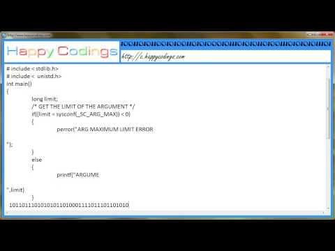 Program to work on Child Processes C Code Example