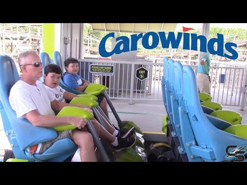 So How Fast Are Carowinds' Operations?