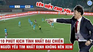 Nổi da gà với 3 bàn thắng nhanh nhất lịch sử VN   Người yếu tim đề nghị không nên xem  HCMC Fan Zone