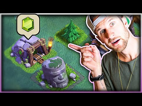 GEM MINE unlocked in Clash of Clans!