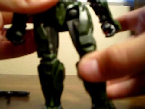 Halo Wars Magnetic UNSC Green Spartan Figure