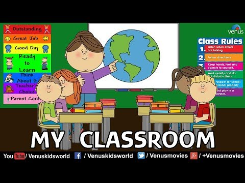 Paragraph Formation ~ My Classroom