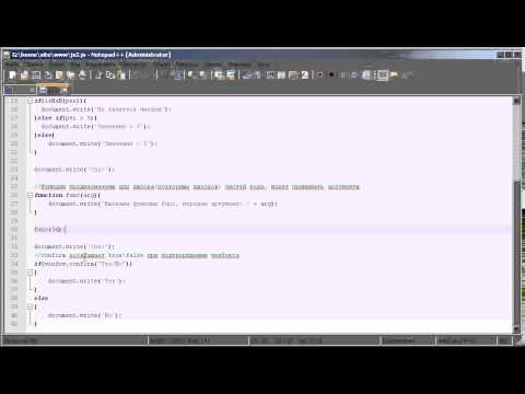 JavaScript: if else, confirm, функции
