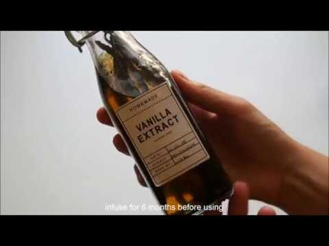 How To Make: Alcohol-Free Vanilla Extract | Cheeni
