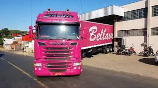 NÃO DA CERTO MANOBRA DORMINDO 😲🧐 #caminhoneira #SHEILABELLAVER #caminhãorosa #BLACKSHOW