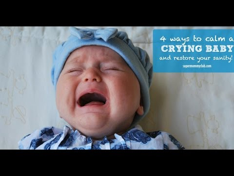 Lavender Essential Oils for Babies: 4 Ways to Calm a Crying Baby