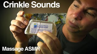 The Ultimate Crinkle Sounds 16 with Quiet Whispering