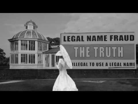 'Legal Name Fraud'  UK Inc  2 3