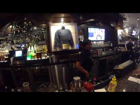 Hard Rock Cafe in Downtown Atlanta, Ga