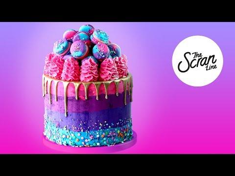 HIGHWAY UNICORN CAKE - The Scran Line