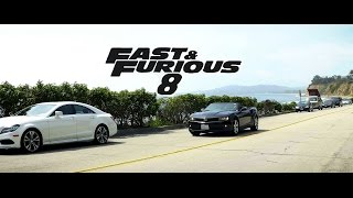 Fast and Furious 8 - Chevrolet Camaro