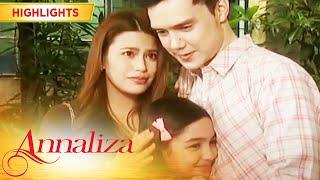 Isabel and Lazaro grant Annaliza's request | Annaliza