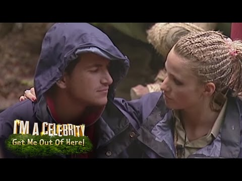 Peter Andre Tries To Kiss Jordan | I'm A Celebrity...Get Me Out Of Here!
