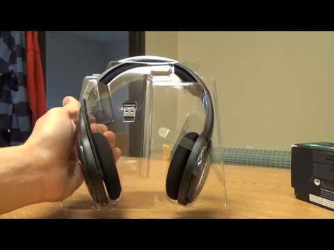 Logitech H800 Wireless headset unboxing