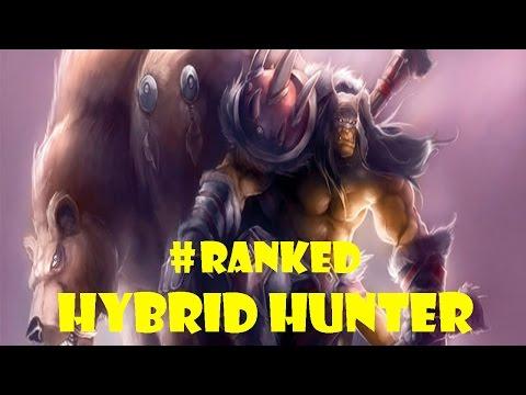 Hearthstone #Ranked - Hunter Híbrido/Hybrid Hunter