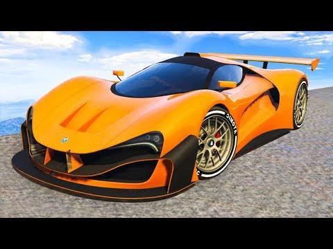 NEW $10,000,000 SUPER CAR! (GTA 5 DLC)