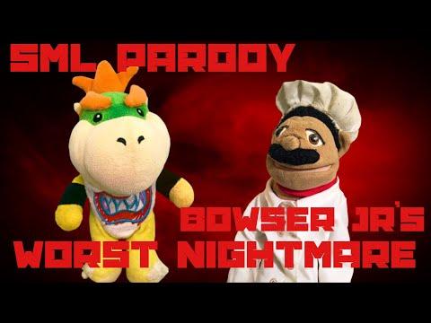 SML Parody: Bowser Jr's Worst Nightmare