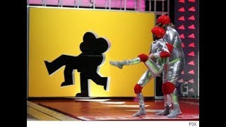 Hole in The Wall   Very Funny Episode   Hole in The Wall 100% funny   Japanese Game Show Part - 1