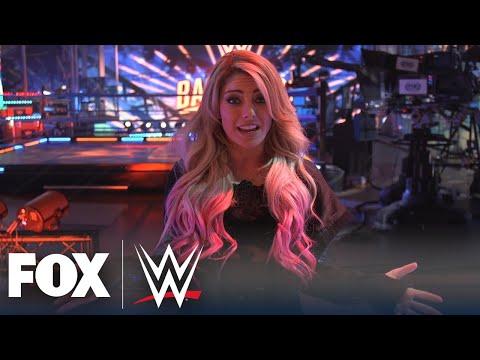 Xxx Mp4 Alexa Bliss Lists Her Top 5 Women Wrestlers WWE BACKSTAGE WWE ON FOX 3gp Sex