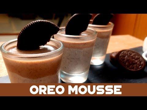 4 Ingredients Mousse | Quick Desserts