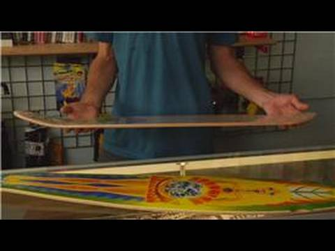 Skateboarding Trick Tips & Equipment : How to Buy the Perfect Longboard Skateboard Deck For Cruising