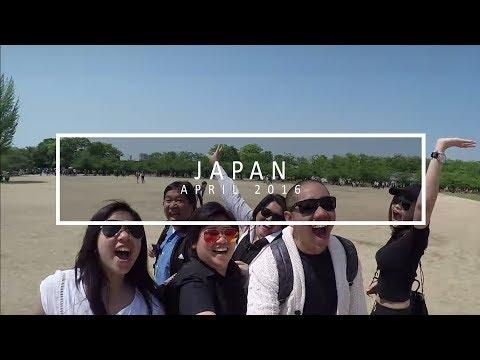 JAPAN 2016 | Tokyo, Osaka, Nara, Kyoto, Mt. Fuji