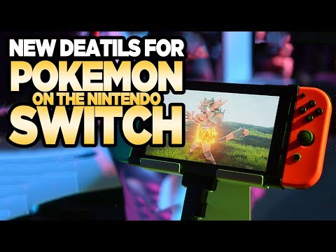 Pokemon on the Switch - New Details about the Unreal Engine Possibly Being Used | Austin John Plays